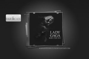 Lady Gaga Born This Way by HYFCOOLCLUB