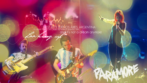 Paramore Live In Argentina by youthrewitaway