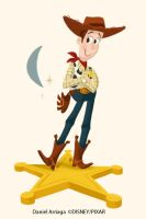 Woody by danielarriaga