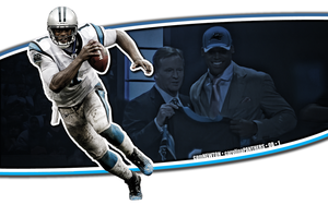 cam newton wallpaper 13 by jb-online