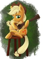 Applejack by Biboscel
