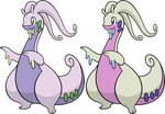 Goodra by KrocF4