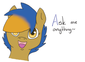 ~Ask Skye~ [Link below] by IronMeow