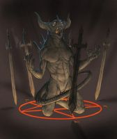 Summoned by Mavros-Thanatos