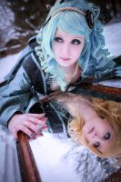 Angel Sanctuary - Jibril x Sara by Jibril-Cosplay