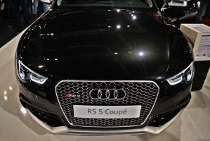 Audi RS5 Coupe by CynderxNero