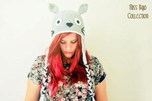 Totoro in my head by MissBajoCollection