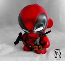 Deadpool by FullerDesigns