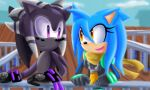Saff and Becky - You're Never Alone C: by Sonicbandicoot