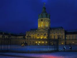 Altes Schloss by skyeycreation