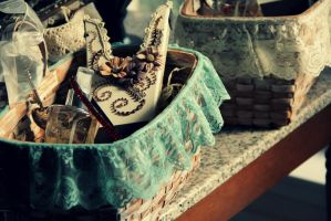 Gifts-I- by SoigneuxDesespoir