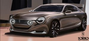 Coupe Torino 380 Concept sk by FCD94