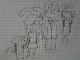 The family by CartoonDude95