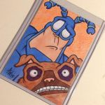 The Tick ATC Card by StudioBueno