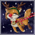 Rudolf's stand in by SolarGem