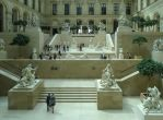 Cour Marly of the Louvre by EUtouring