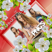 Pack Png 660 - Barbara Palvin by worldofpngs