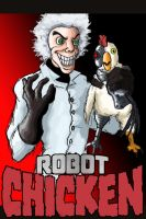 Robot Chicken by Phobos-Romulus