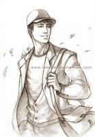 Big Hero 6 - Tadashi by Lehanan