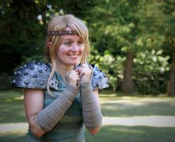 HTTYD Cosplay: Astrid by HicksBerlin