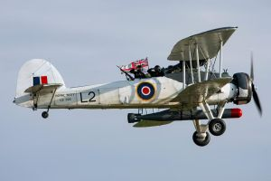 Fairey Swordfish II by Daniel-Wales-Images