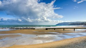 Sandown Beach by p0isson