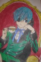 Ciel Phantomhive by Highway3