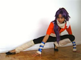 Yoruichi - Cosmode feature by the-mirror-melts