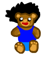The Mickell Bear! by Mabeanie