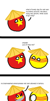 Vietnam and South Vietnam by starguything