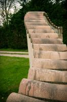 Stairway to where ? by Zoltaniev