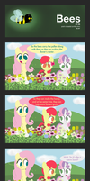 PC 28: Bees by postcrusade