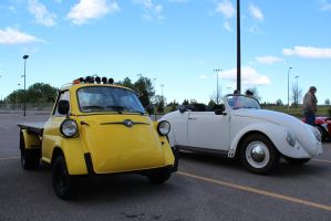 Two VW Platformed Customs by KyleAndTheClassics