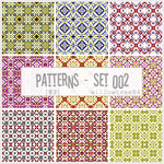 patterns - pack 002 by willowtree84