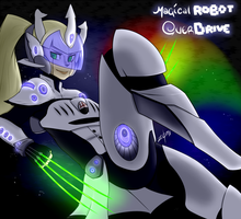 Magical Robot Overdrive by LunaeZomi