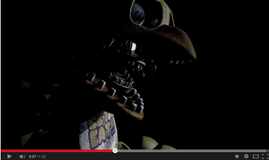 WTH HAPPENED TO CHICA by MCD0NALDS