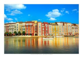 Portofino Bay by AlienShore