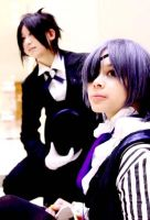 black butler by theStarktorialist