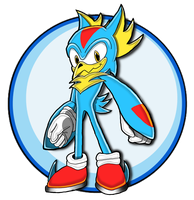 :Gift: Sonic Channel: Blizzard by Fuzon-S