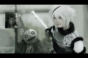 Nier And Friend by Inushio