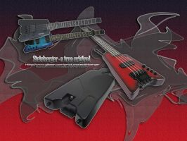 Steinberger Original by jaidaksghost