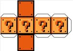 Question Mark Block Template by Cypher7523