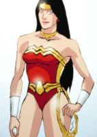 Wonder Woman Redesign by boakwonstrictor