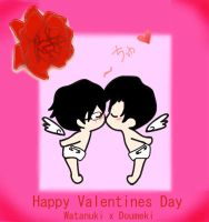 Happy Valentines Day by kantan