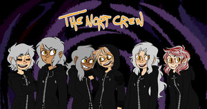 THE NORTS ARE IN by GravelPudding