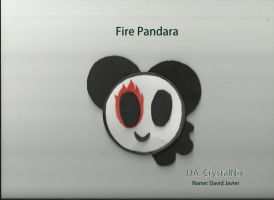 Fire Pandara by CrystalNIX