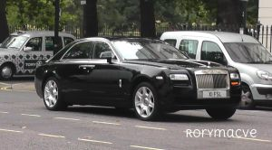 2012 Rolls Royce Ghost by The-Transport-Guild
