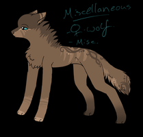 Miscellaneous Reference Sheet by InkSheWolf