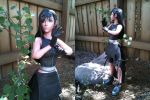 Attack of the 50 Foot Tifa by Austineze
