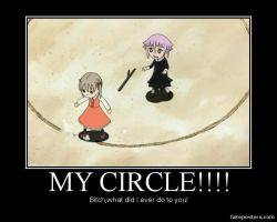 Crona's Circle by IloveDTK